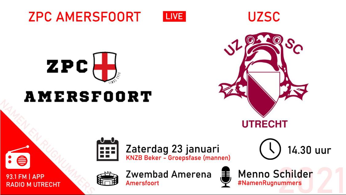Eredivisie waterpolo herstart 23 januari!